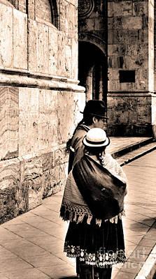 Spanish Shawl Photograph - Do Not Change by Al Bourassa