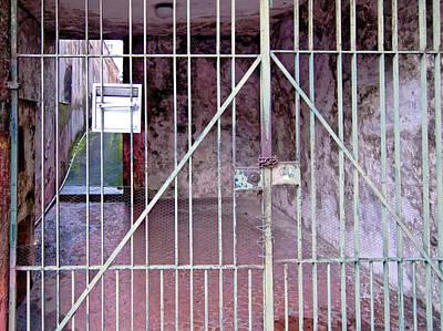 Keith Richards - Do Not Enter - Sao Paulo by Julie Niemela