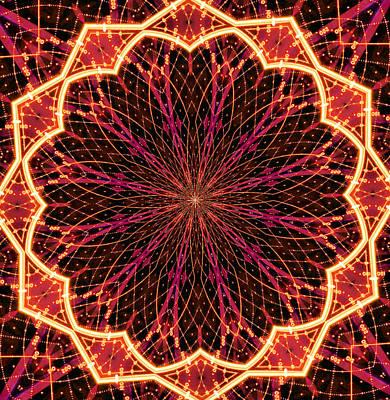 Kaleidoscope Photograph - Do The Math by Kristin Elmquist