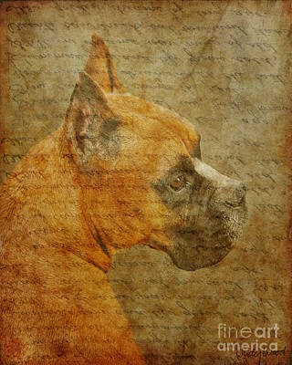 Do You Remember Me? Art Print by Judy Wood