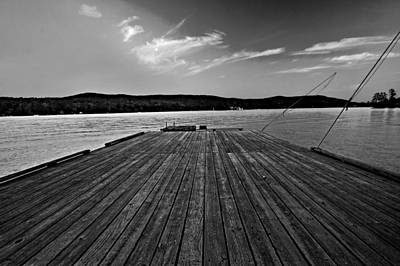 Photograph - Dock by Christopher Meade