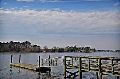 Photograph - Dock by Linda Brown