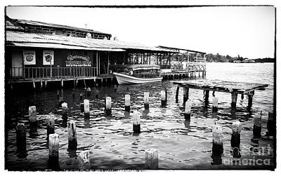 Photograph - Docked At Bocas by John Rizzuto