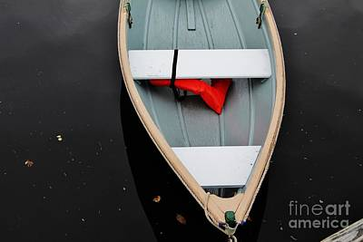 Photograph - Docked by Karin Pinkham