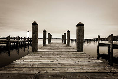 Digital Art - Docks To Lake Minnetonka by Susan Stone
