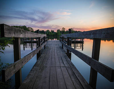 Bucks County Photograph - Dockside by Kristopher Schoenleber