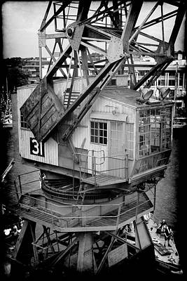 Dockyard Crane Original