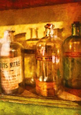 Suburban Digital Art - Doctor - I See Spirits by Mike Savad