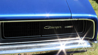 Photograph - Dodge Charger by Arizona  Lowe