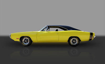 Photograph - 1970 Dodge Charger by Frank J Benz