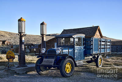 Photograph - Dodge Graham Truck by Crystal Nederman