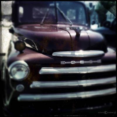 Photograph - Dodge Pickup by Tim Nyberg