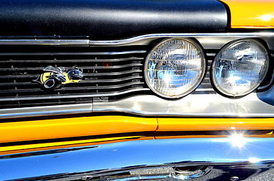Photograph - Dodge Super Bee by Don Struke