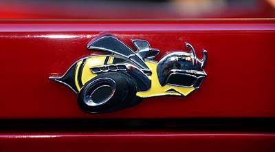 Dodge Superbee Art Print