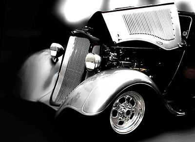 Hot Rod Photograph - Dodge This by Aaron Berg