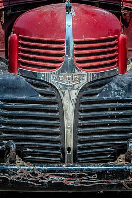 Photograph - Dodge by Thomas Hall