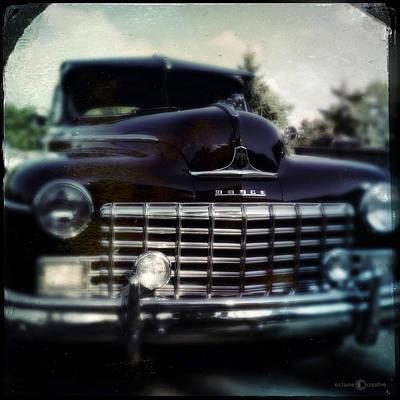 Photograph - Dodge by Tim Nyberg