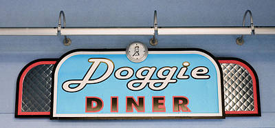 Photograph - Doggie Diner by Holly Blunkall