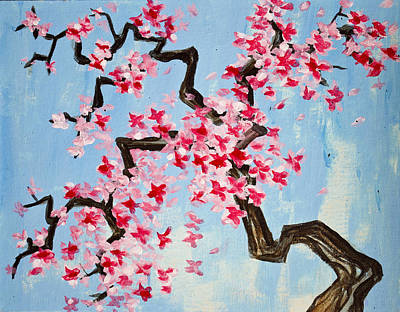 Painting - Dogwood  by Richard Fritz