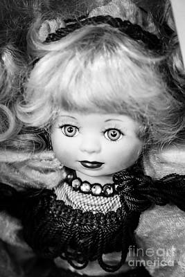 Doll 10 Art Print by Robert Yaeger