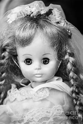 Doll 4 Art Print by Robert Yaeger