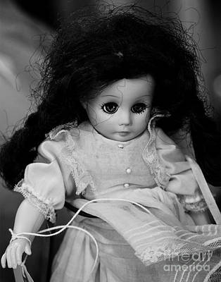 Doll 8 Art Print by Robert Yaeger