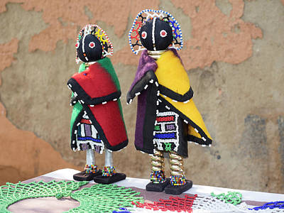 Johannesburg Photograph - Dolls For Sale, Soweto, Johannesburg by Panoramic Images