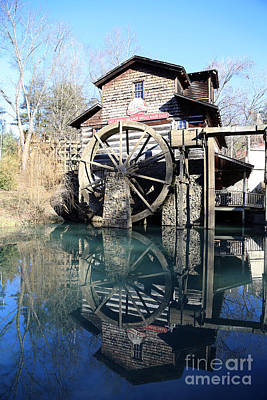 Corn mill art page 6 of 15 fine art america corn mill photograph dolly wood water mill by dwight cook ccuart Images