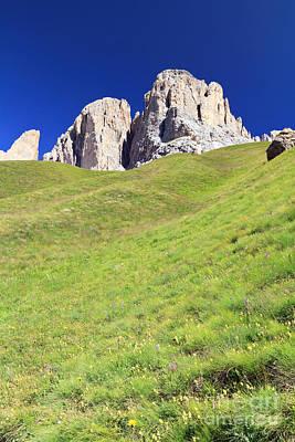 Fruits And Vegetables Still Life - Dolomites - Grohmann peak by Antonio Scarpi