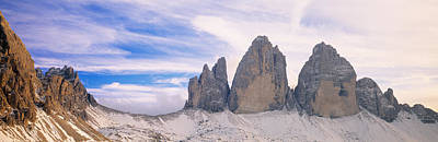 Northern Italy Photograph - Dolomites Alps, Italy by Panoramic Images