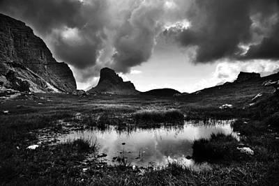 Alps Photograph - Dolomites by Yuri Santin