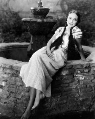Dolores Photograph - Dolores Del Rio by Silver Screen