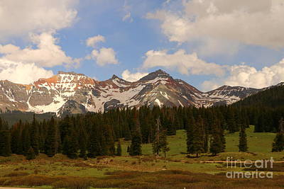 Dolores Photograph - Dolores River Valley by Christiane Schulze Art And Photography