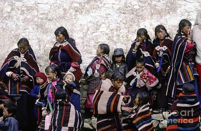 Photograph - Dolpo Blankets - Do Tarap Valley - Nepal by Craig Lovell
