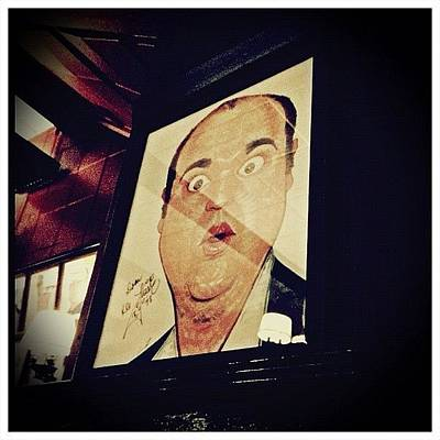 Restaurant Wall Art - Photograph - Dom Deluise by Natasha Marco