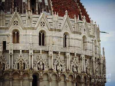 Photograph - Dome At Pisa by Valerie Reeves
