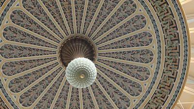 Dome Ceiling Art Print