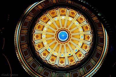 Photograph - Dome by Cindi Castro