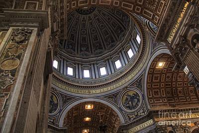 Mick Jagger - Dome in St. Peters by Michael Paskvan