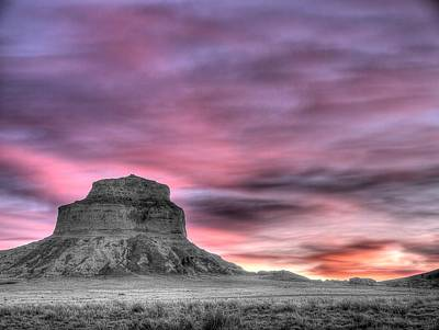Photograph - Dome Rock by HW Kateley