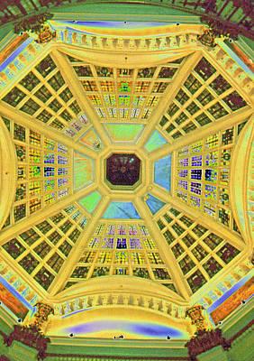 Domed Ceiling Art Print