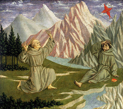 Domenico Veneziano Italian, C. 1410-1461 Art Print