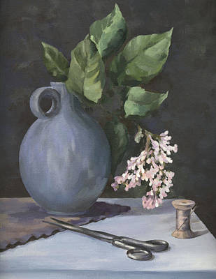 Painting - Domestic Still Life by Natasha Denger