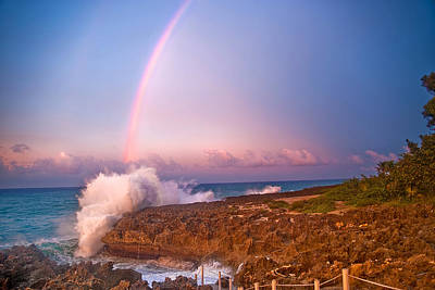 Photograph - Dominican Rainbow by Renee Sullivan