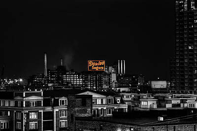 Baltimore Md Photograph - Domino Sugar by Rob Dietrich