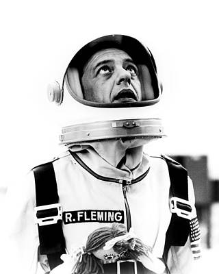 Don Knotts Photograph - Don Knotts In The Reluctant Astronaut  by Silver Screen