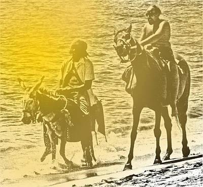 Photograph - Don Quixote Rides Again by Ian  MacDonald