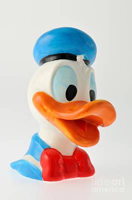 Doll Photograph - Donald Duck by George Atsametakis