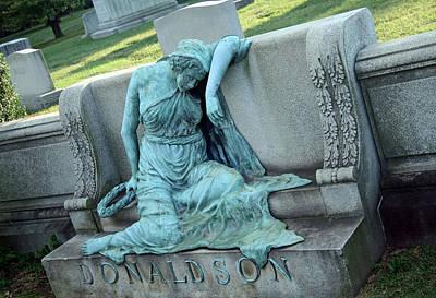 Photograph - Donaldson's Grief by Cora Wandel