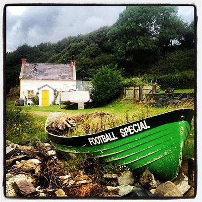 Donegal Photograph - Donegal by Keith Harkin